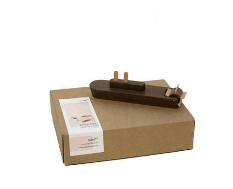 Object Miniature Wooden Steam Boat Madlab - Play Offside