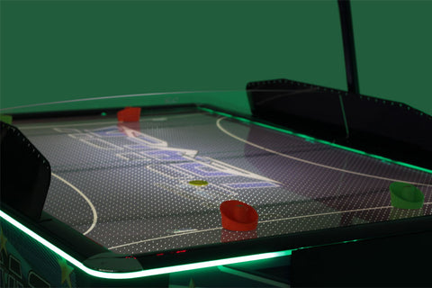 Air Hockey Luxury Air Hockey 4 Player Game Table Double Evo Sam Billares - Play Offside