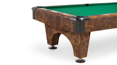 Pool Table Compact 8 Pool Table Fas Pendezza - Play Offside