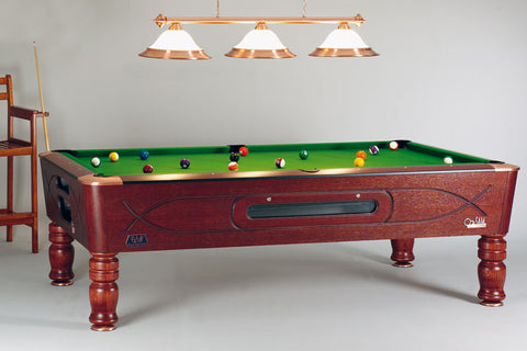 Pool Table Royal Class Wooden Pool Table 7 American Pool Table Sam Billares - Play Offside