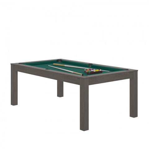 Pool Table Charme Pool Table Grey / Green / WithTop Rene Pierre - Play Offside
