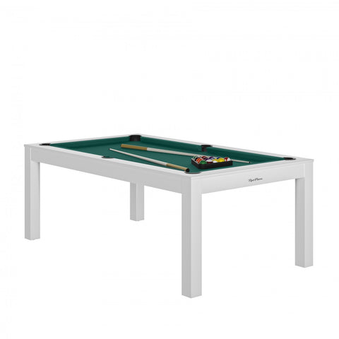 Pool Table Charme Pool Table White / Green / WithTop Rene Pierre - Play Offside