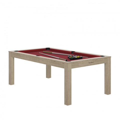 Pool Table Charme Pool Table Oregon / Red / WithTop Rene Pierre - Play Offside