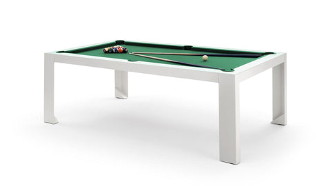 Pool Table Cubista Pool Table White Fas Pendezza - Play Offside