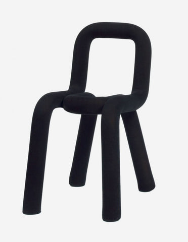 Chair Bold Chair Black Moustache - Play Offside