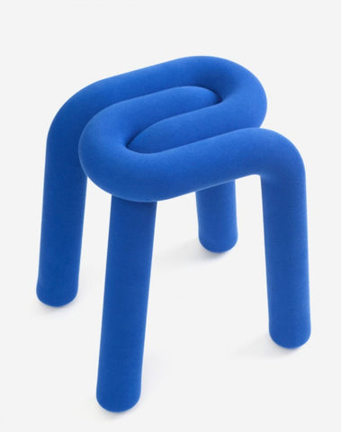 Stool Bold Stool Blue Moustache - Play Offside
