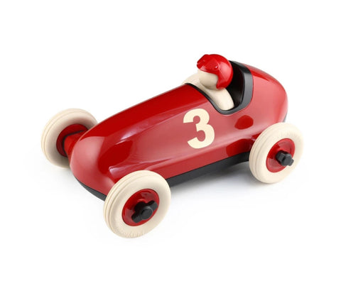 Children Toys Bruno Racing Car Red Play Forever - Play Offside