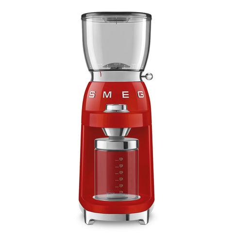 Coffee Grinder Coffee Grinder Red Smeg - Play Offside