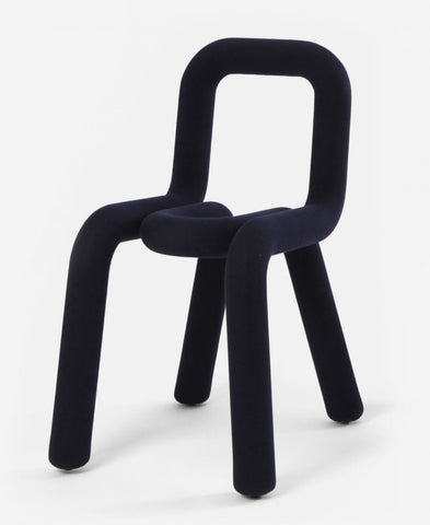 Chair Bold Chair Dark Blue Moustache - Play Offside