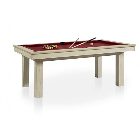 Pool Table Lafite Oregon Pool Table Red / With Top Rene Pierre - Play Offside