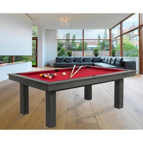 Pool Table Lafite Grey Pool Table Rene Pierre - Play Offside