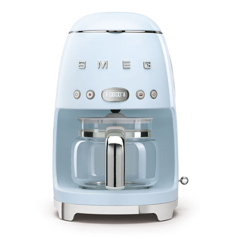 Coffee Machine Filter Coffee Machine Light Blue Smeg - Play Offside