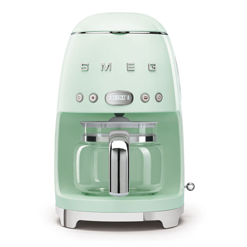 Coffee Machine Filter Coffee Machine Light green Smeg - Play Offside