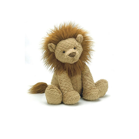 Teddybear Fuddlewuddle Lion Teddybear 12months Plus M Jellycat - Play Offside