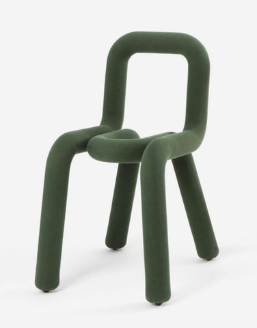 Chair Bold Chair Green Moustache - Play Offside
