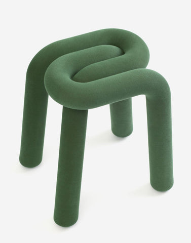 Stool Bold Stool Green Moustache - Play Offside