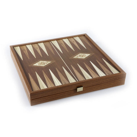 Chess & Backgammon Combo 2 in 1 Combo Game Chess & Backgammon Manopoulos - Play Offside