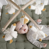 Baby Mobile Wooden music mobile Little Goose Suitable from birth Little Dutch - Play Offside