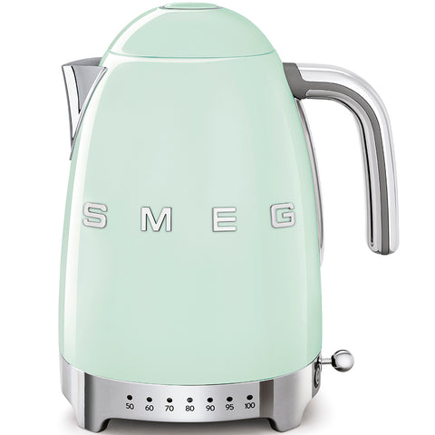 Kettle Kettle with Temperature Control Light Green Smeg - Play Offside