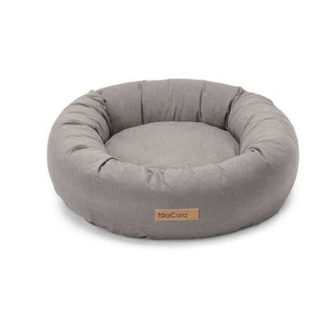Dog Bed Orthopedic Dog Bed Rondo Available in 3 sizes & 2 colours M / LightGrey MiaCara - Play Offside