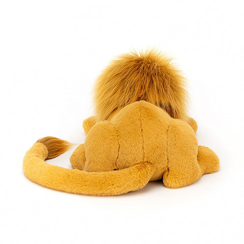 Teddybear Louie Lion Teddybear for 12m Plus Jellycat - Play Offside