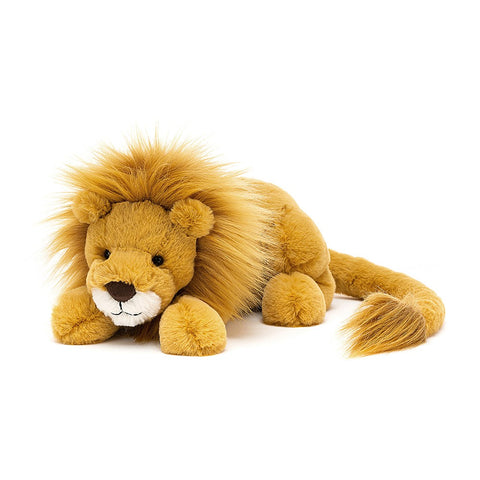 Teddybear Louie Lion Teddybear for 12m Plus Small Jellycat - Play Offside
