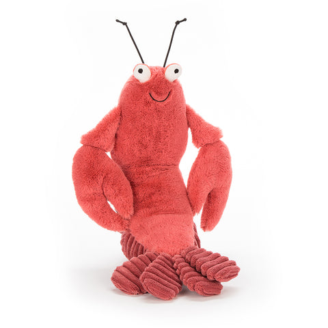 Teddybear Lobster Teddybear Larry Suitable from Birth Jellycat - Play Offside