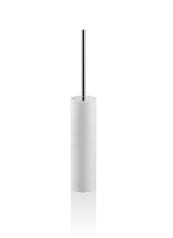 Toilet Brush Luxury Toilet Brush Made from Corian Available in 2 Colours White Decor Walther - Play Offside