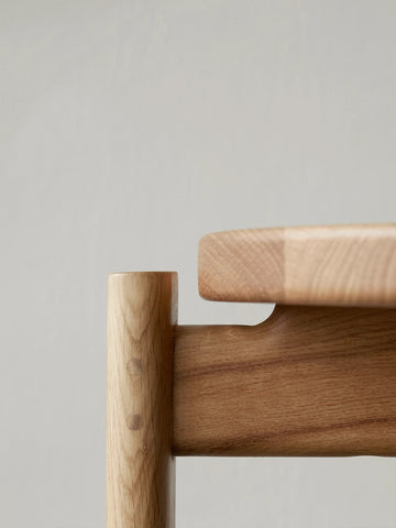 Stool Passage Stool Made from Oak Wood Menu - Play Offside