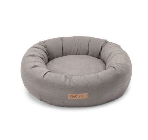 Dog Bed Orthopedic Dog Bed Rondo Available in 3 sizes & 2 colours S / LightGrey MiaCara - Play Offside