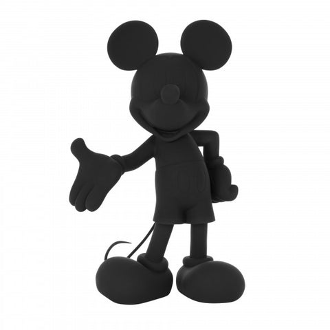 Sculpture Mickey Welcome 30cm Figurine Soft-Touch-Black LeblonDelienne - Play Offside