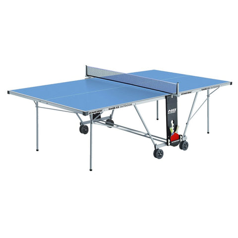 Ping-Pong Table Game X3 Outdoor Ping-Pong Table Enebe - Play Offside