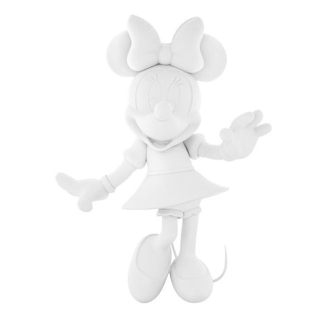 Sculpture Minnie Welcome 30cm Figurine Mates-White LeblonDelienne - Play Offside