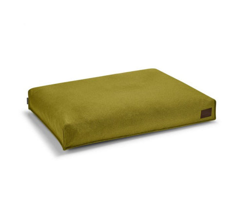 Dog Bed Luxury Orthopedic Dog Bed Available in 3 sizes & 5 Colours S / Mustard MiaCara - Play Offside
