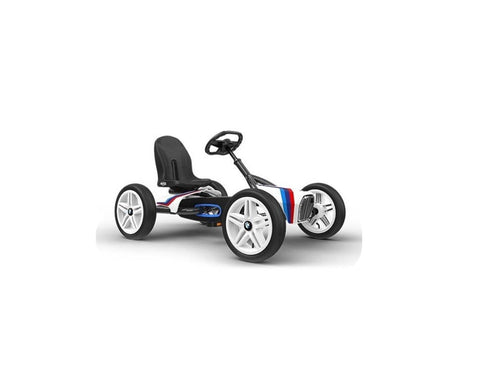 Pedal Car Official BMW Street Racer Pedal Car for Children 3 to 8 Years Old Berg - Play Offside