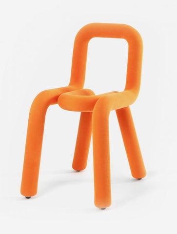 Chair Bold Chair Orange Moustache - Play Offside