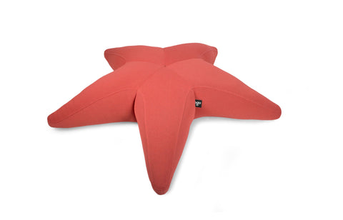 Pool Float Starfish Extra Large Orange Ogo - Play Offside