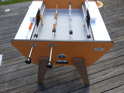 Football Table 2 Player Design Football Table Outdoor Stella - Play Offside