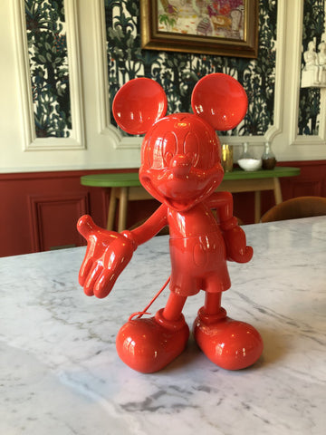Sculpture Mickey Welcome 30cm Figurine LeblonDelienne - Play Offside