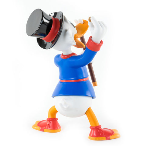 Sculpture Uncle Scrooge 27cm Figurine LeblonDelienne - Play Offside