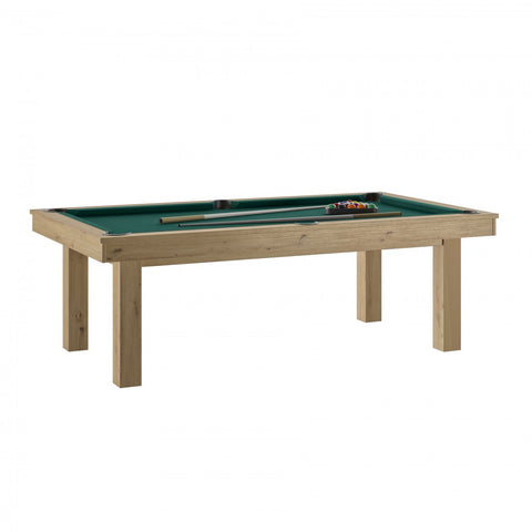 Pool Table Lafite Oak Pool Table Green / With Top Rene Pierre - Play Offside