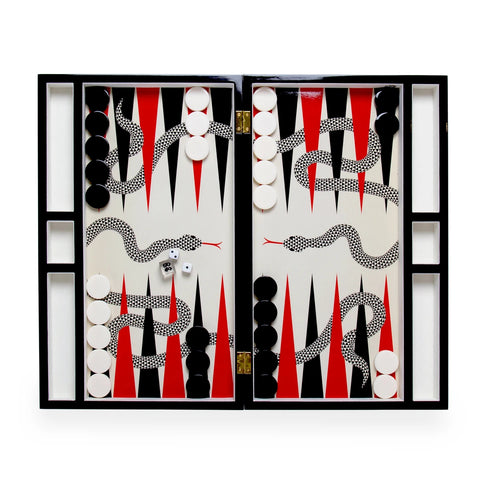 Backgammon Eden Luxury Backgammon Jonathan Adler - Play Offside