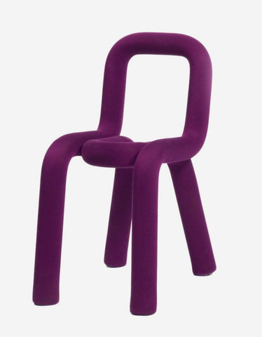 Chair Bold Chair Purple Moustache - Play Offside