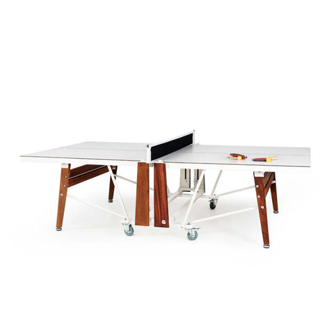 Ping-Pong Table Folding Design Ping-Pong Table White RS Barcelona - Play Offside
