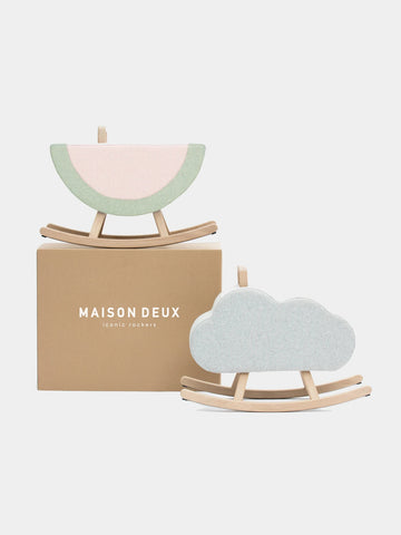 Rocking Horse Iconic Watermelon Maison Deux - Play Offside
