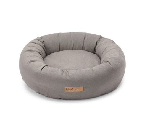 Dog Bed Orthopedic Dog Bed Rondo Available in 3 sizes & 2 colours L / LightGrey MiaCara - Play Offside