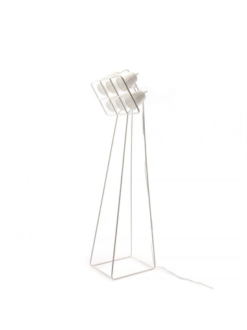 Lamp Movie Set Floor Lamp For Interior Available 2 Colours White Seletti - Play Offside