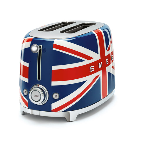 Toaster Two-slice Toaster Union Jack Smeg - Play Offside