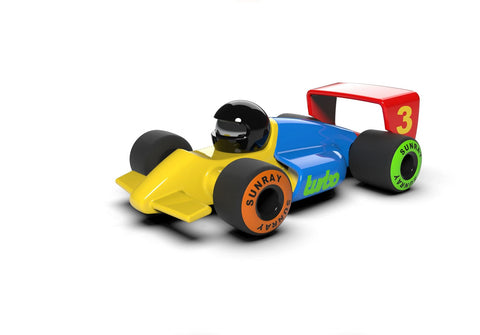 Children Toys Turbo Racing Car Miami Play Forever - Play Offside