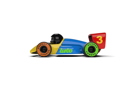 Children Toys Turbo Racing Car Play Forever - Play Offside